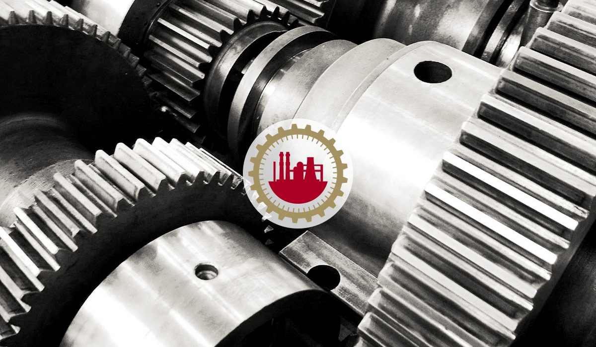 produzione ingranaggi industria pesante